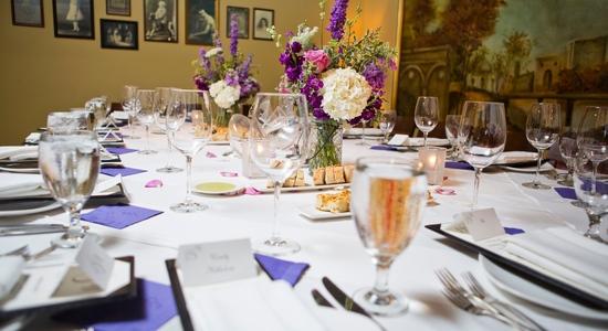 Brissago Private Dining Room
