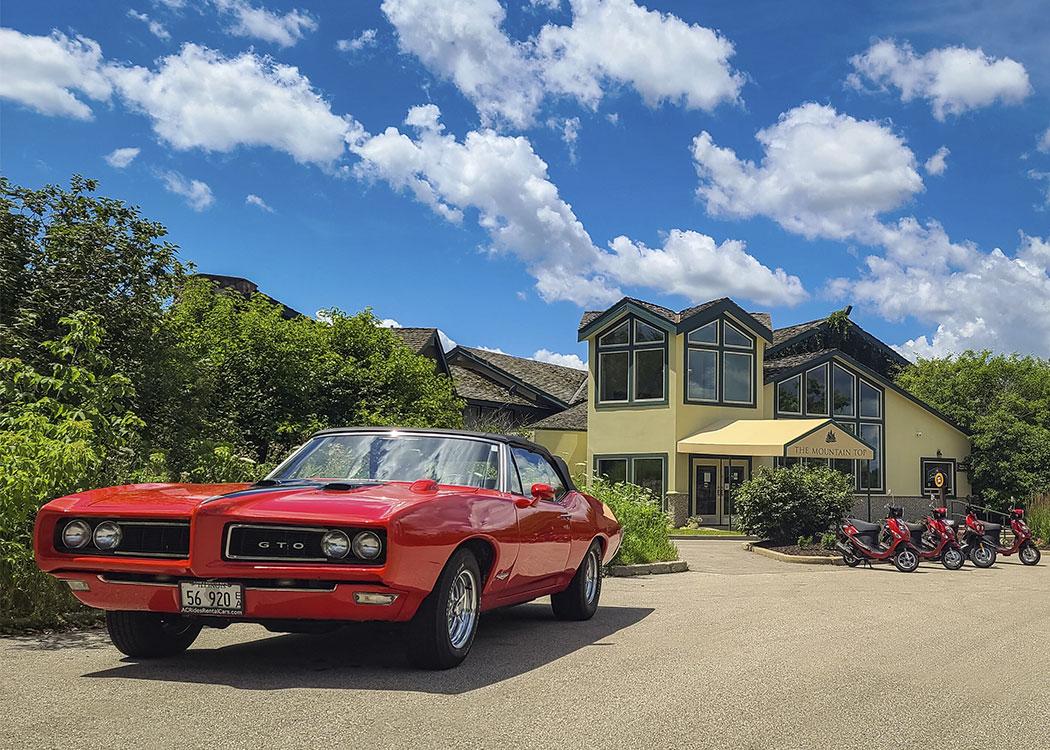 Classic Car Rentals