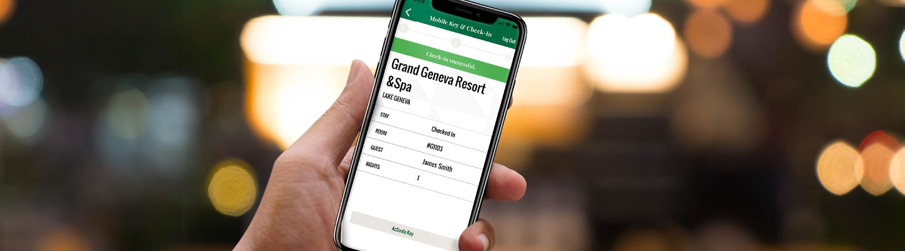 The Grand Geneva Mobile App