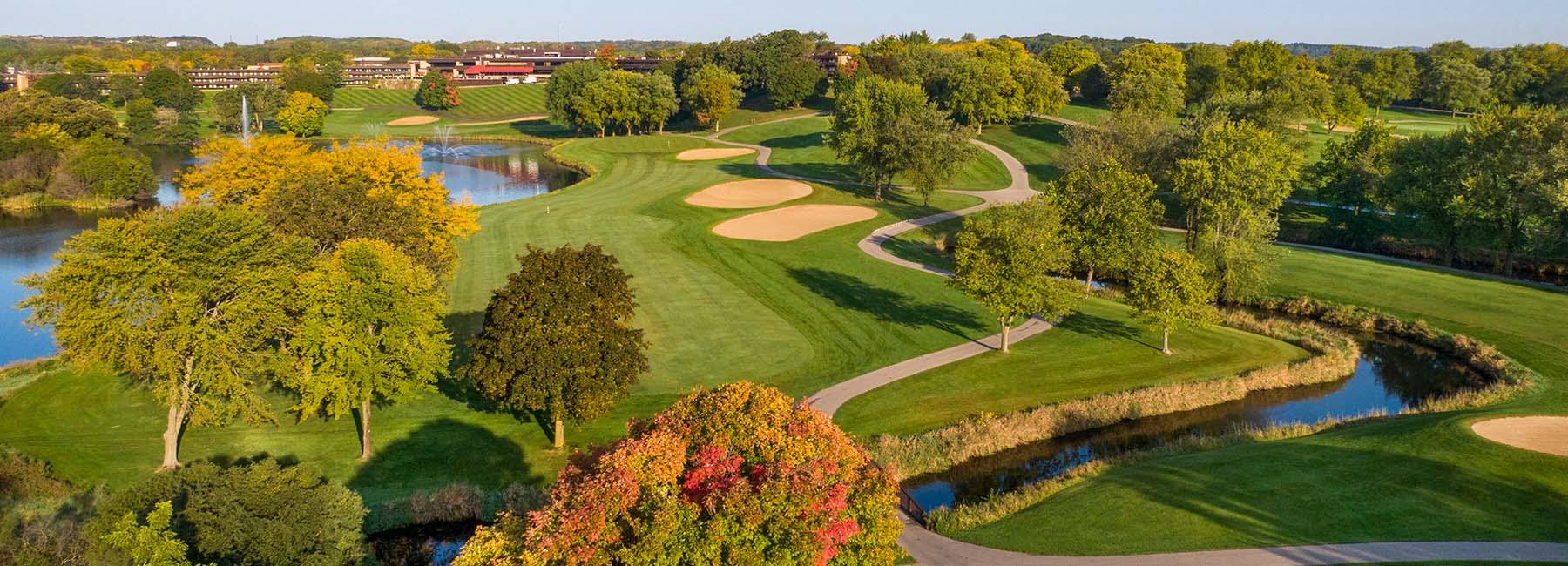Spring Golf at Grand Geneva