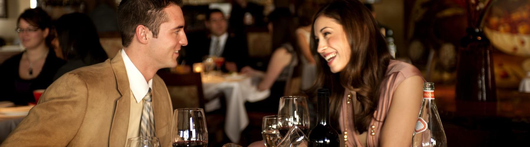 Romantic Dining Experience