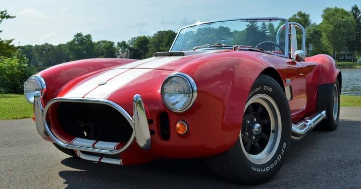 1967 Shelby Cobra Tribute