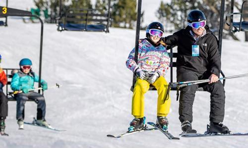 Wisconsin Ski Resort Lake Geneva Skiing Grand Geneva