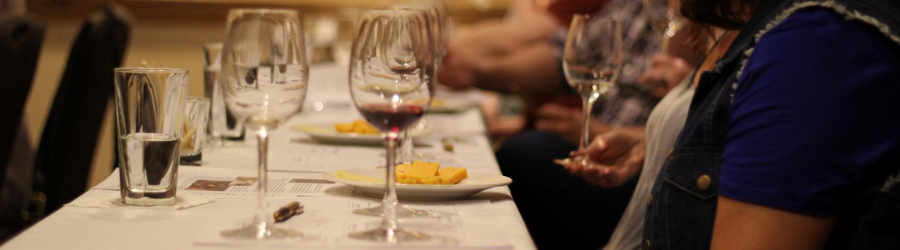 Wine seminar at Lake Geneva Festival of Wine