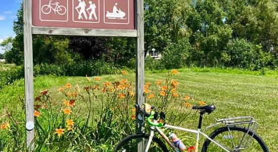 White River Bike Trail