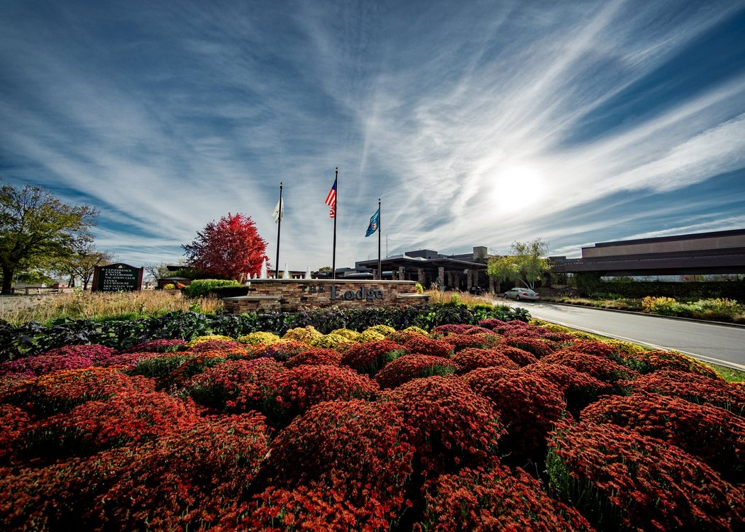 Fall Mums at Grand Geneva Resort & Spa