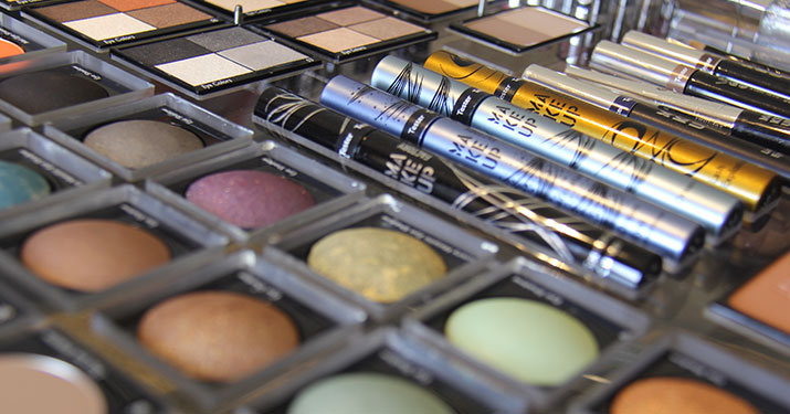 MakeUp Factory Products