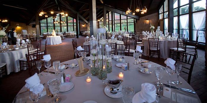 Wedding banquet at Grand Geneva