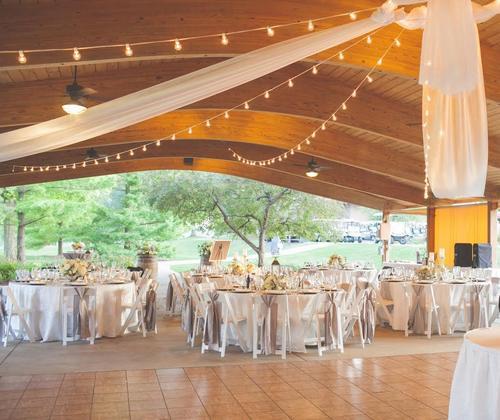 Pavilion Wedding Venue